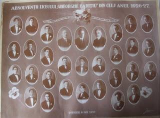 Promoţia 1926-1927