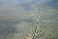 San Andreas Fault in California