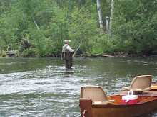 Fishing the North Branch