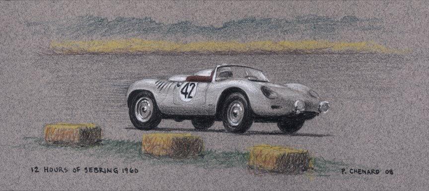 Porsche 917 40th Anniversary Of The