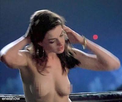 Ann hathaway en el sexo anal