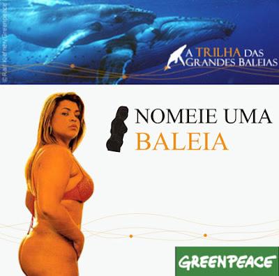 Preta Gil - Nomeie uma baleia