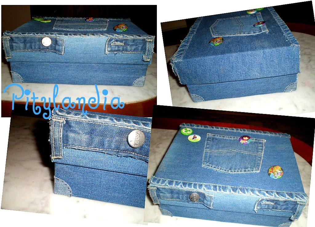 Cosas bonitas by pity febrero 2009 for Forrar cajas de carton con tela