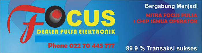 FOCUS DEALER PULSA ELEKTRONIK