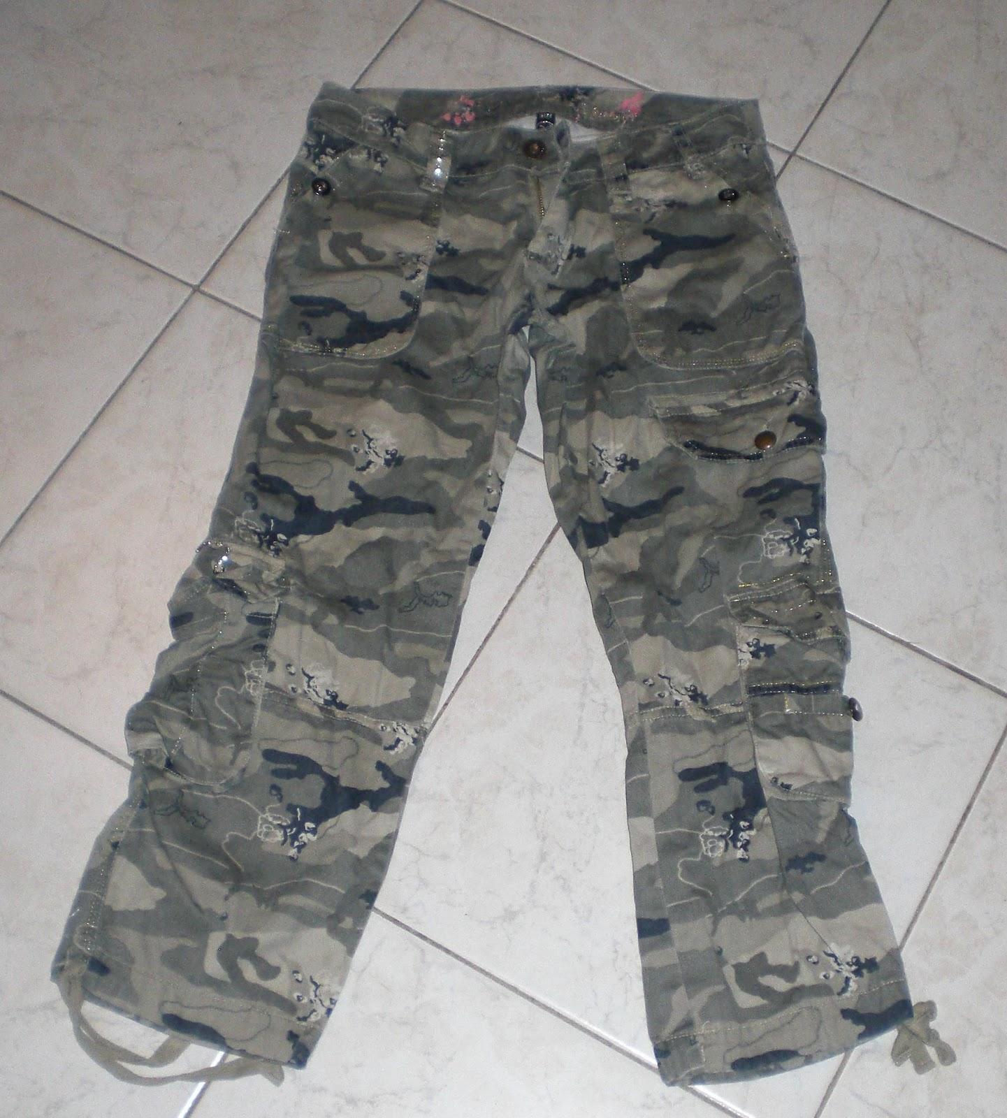 Miss coco vide son dressing montpellier h rault 34 pantalon style treillis t 38 - Vide dressing montpellier ...