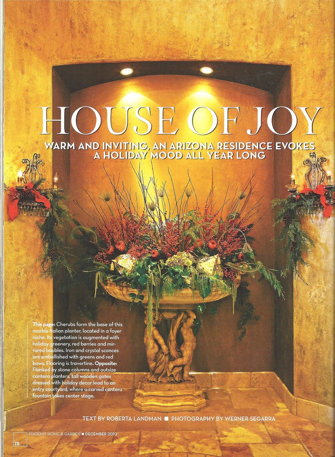 Carol Buto Designs: Carol Buto Designs on Cover of Phoenix ...