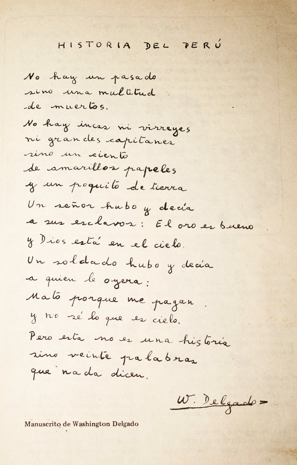 Poemas Al Reves