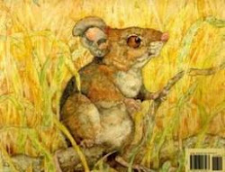 Clarissa Mouse