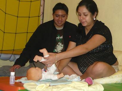 Taller de Cuidados del Recién Nacido