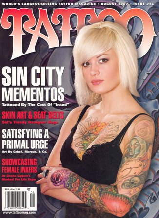 Tattoo Flash MAGAZINE SUBSCRIPTION. Tattoo Flash is the flash artist's