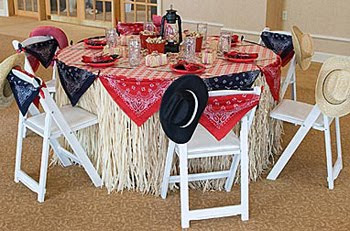 It's A Party-ful Life!: Wild West Party Ideas