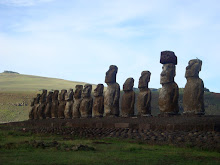 Moais - Tongariki