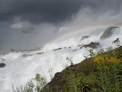 American Falls Rainbow