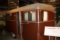 Travel Trailer from 1935