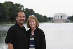 Don & Sandi in D.C.