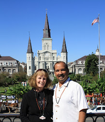 Don & Sandi in New Orleans