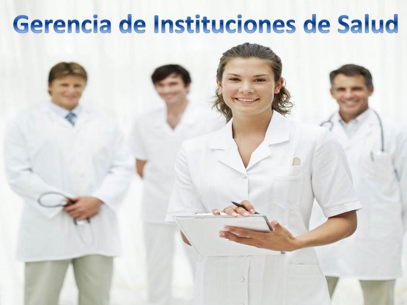Gerencia de Instituciones de Salud