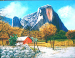 Oleo Cerro del Pajonal