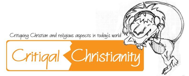Critiqal Christianity