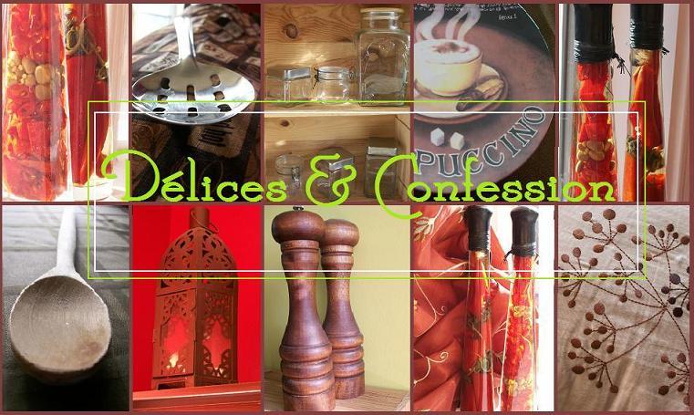 Délices et Confession : Partage de Recettes et Découvertes