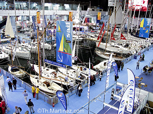 Sailing The Planet ...: London Boat Show, The other one...