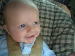 Braden at 2 1/2 months!