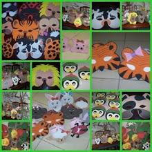Máscaras de Animais