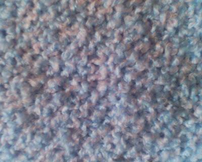 Crochet Afghan Lion Homespun Yarn Baby Blanket Baroque