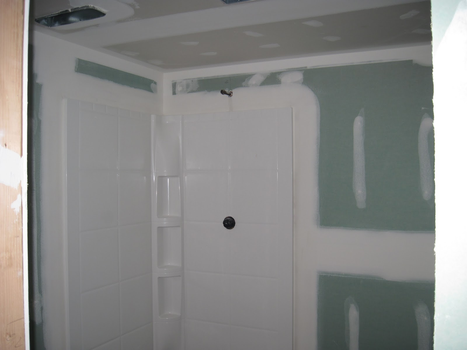 Knock Down Ceiling Texture Basement Drywall Finishing With Knockdown Ceiling Texture