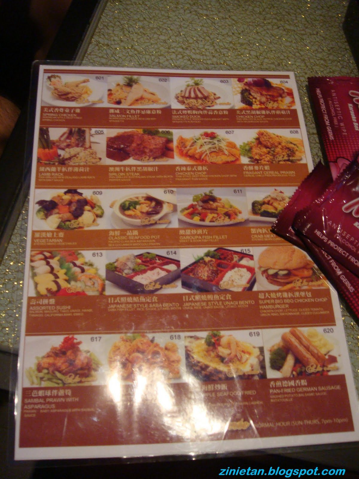 zInIE: 2 buffets in a week @ Neway and Seoul Garden, Penang