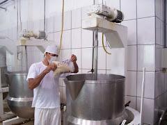 Fabricación de Dulces de Frutas