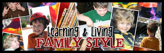learning and living family style