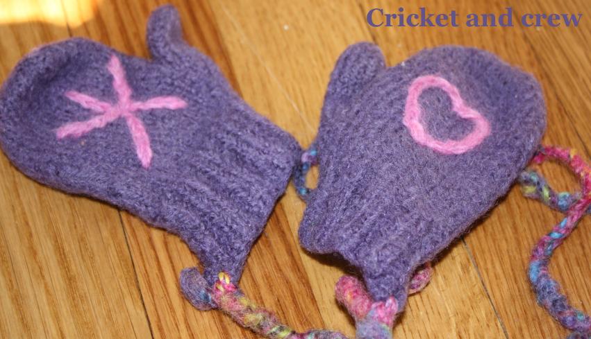 Cricket and crew