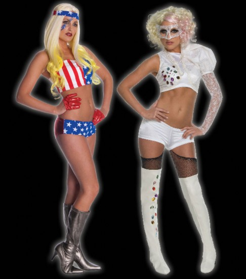 Yesterday costumecraze.com announced they will carry the official licensed Lady Gaga costumes and theyu0027re pretty good. Hereu0027s two of my personal favorites ...  sc 1 st  The Sizemore Experiment & The Sizemore Experiment: Halloween Costume Ideas