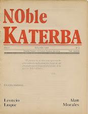 REVISTA DE NOBLE KATERBA N° 3