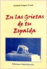 EN LAS GRIETAS DE TU ESPALDA