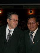 LEONCIO LUQUE Y MARCO MARTOS