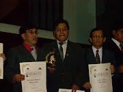 DERRAMA MAGISTERIAL 2009 - PREMIACION
