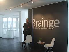 Septembre 2010 - Conférence de presse chez BRAINGE
