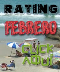 RATING FEBRERO TV URUGUAYA