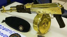 Armas con dueños famosos.