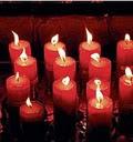 Capilla de velas