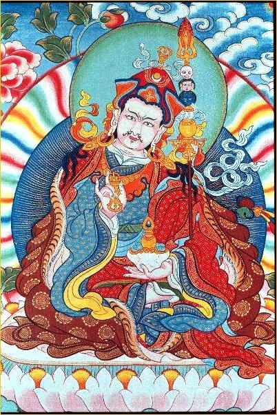 nyingma tibetan buddhism centers africa guru rinpoche