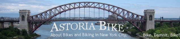 Astoria Bike