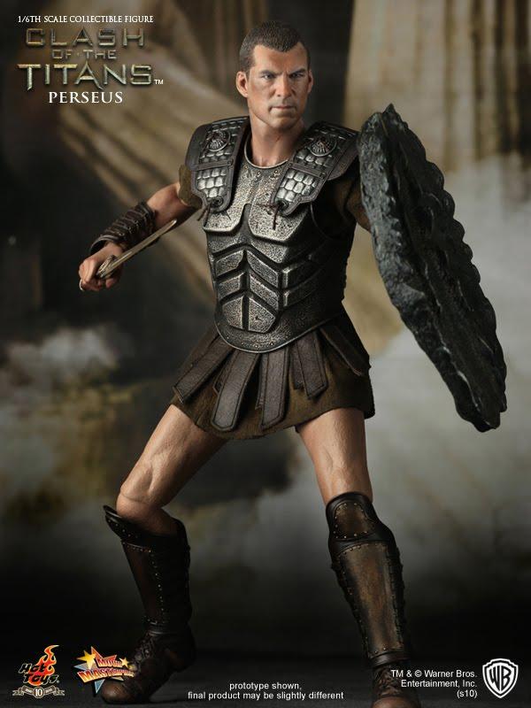 Hot Toys Clash Of The Titans PERSEUS 1/6 MEDUSA HEAD | eBay