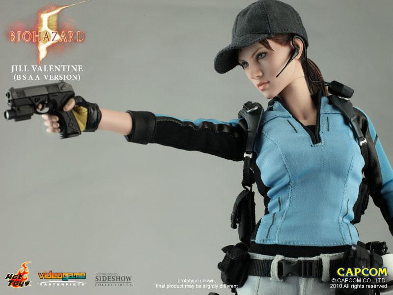jill valentine cosplay. Hot Toys 1/6 Jill Valentine
