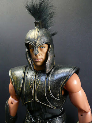 Troy (2004). Brad Pitt stars as Achilles