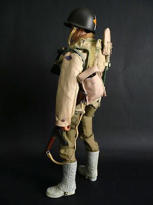 "toyhaven: Captain ""Miller"", US Army 2nd Ranger Battalion, WWII"