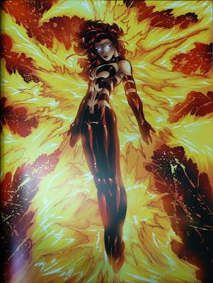 X Force Oméga [ Saison 38 ] Le Phoenix Phoenix