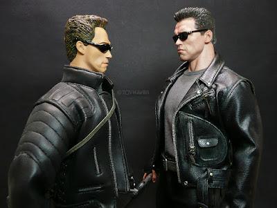 T 850 Terminator Terminator T 800 Vs T 850 The popsalute t3 t-850 figure